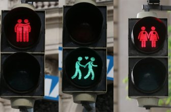 Vienna's Eurovision traffic lights